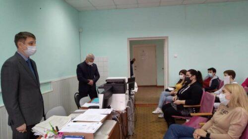 Андрей Ковалев поблагодарил медиков, ведущих борьбу с коронавирусом