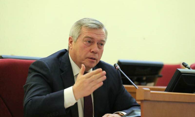 Василий Голубев дал поручение разработать новые решения по поддержке бюджетов муниципальных образований