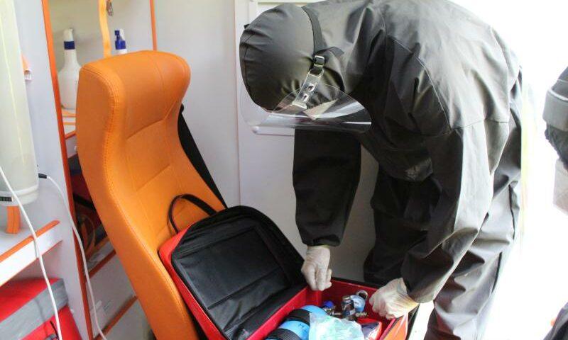 Количество инфицированных COVID-19  в Шахтах 13 ноября увеличилось на восемь человек