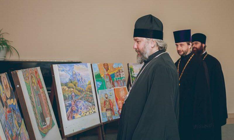 Юные художники  ЦИ им. В.А. Серова заняли  призовые места в конкурсе «Красота Божьего мира» (региональный этап)