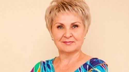 Гендиректору фабрики  «Ариадна-96»  Татьяне Кабаргиной присвоено почетное звание «Заслуженный предприниматель России»