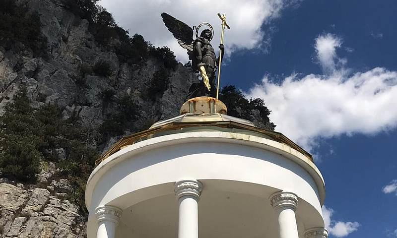 Завтра православные шахтинцы отметят праздник Архангела Михаила