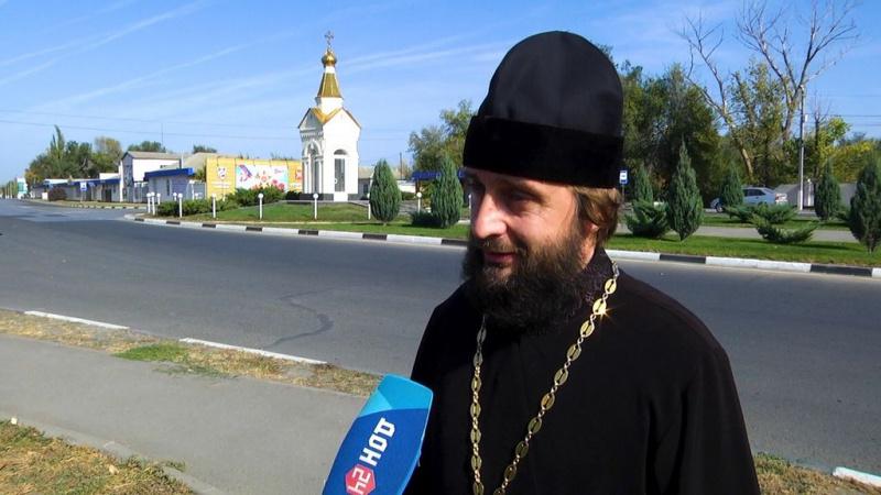 Протоиерей Сергий Яценко  принял участие в телевизионном проекте «Вот эта улица, вот этот дом»