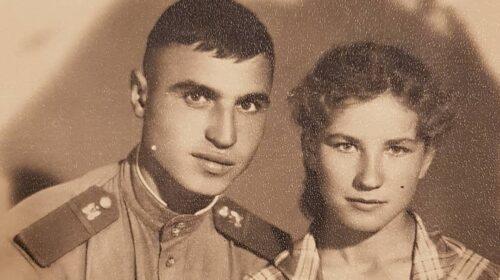 Шахтинская супружеская пара отметила «бриллиантовую» свадьбу