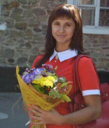 Валентина Подопригора
