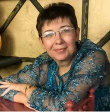 Марина Горностаева