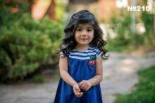 Надежда Бадалова, 4 года