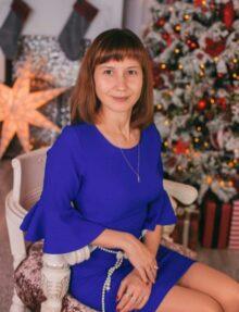 Аносова Евгения
