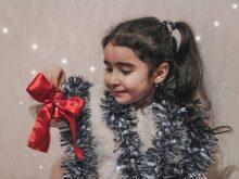 Арина Ширинова, 4 года