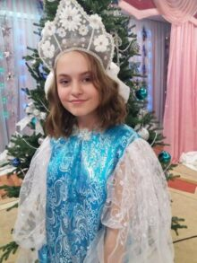 Лигута Мария