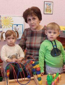 Санькова Эля