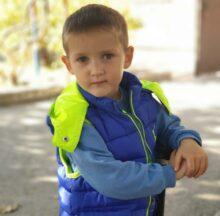 Михаил Куляпин, 3 года