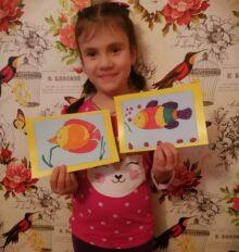 Полина Муминова, 8 лет