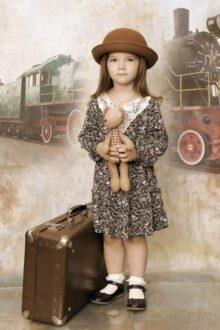 Юлия Процыкова, 4 года