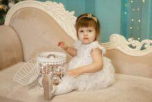 Мария Рыкова, 1,5 года
