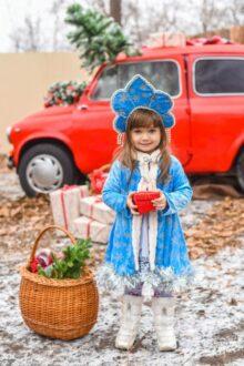 Вероника Самбурова, 3,5 года