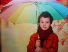Дарья Цымбалова, 5 лет