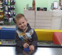 Макар Тарасов, 6 лет