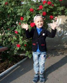 Владислав Загорулько, 5 лет