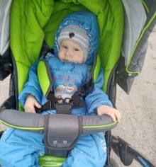Александр Авдеенко, 10 месяцев