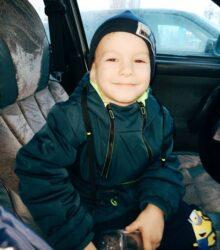 Михаил Авдеенко, 5 лет