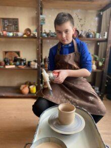 Матвей Сечкарев, 9 лет