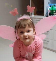 Анна Солошенко, 2 года