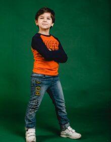 Михаил Егоров, 7,5 лет