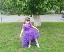 Варвара Бровина, 7 лет